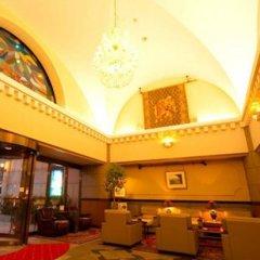 Hotel Arthur Beppu Беппу интерьер отеля