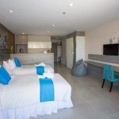 Отель R-Con Wong Amat Suite комната для гостей фото 3