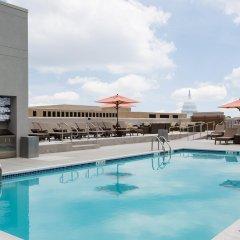Отель Holiday Inn Washington-Capitol бассейн