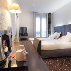 Отель le 55 Montparnasse Hôtel Париж удобства в номере