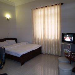 Da Lat Hoang Kim Hotel Далат комната для гостей