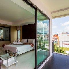 Отель Moxi Boutique Патонг балкон