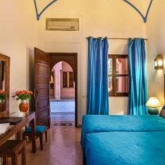 Отель Riad & Spa Bahia Salam Марокко, Марракеш - отзывы, цены и фото номеров - забронировать отель Riad & Spa Bahia Salam онлайн комната для гостей фото 3