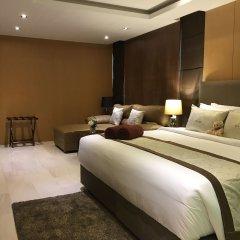 Отель Syama Sukhumvit 20 Бангкок комната для гостей фото 3