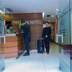 Отель Emerald Hotel Вьетнам, Ханой - отзывы, цены и фото номеров - забронировать отель Emerald Hotel онлайн интерьер отеля