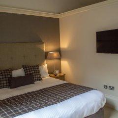 Отель Dreamhouse at Blythswood Apartments Glasgow Великобритания, Глазго - отзывы, цены и фото номеров - забронировать отель Dreamhouse at Blythswood Apartments Glasgow онлайн комната для гостей фото 4