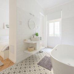 Апартаменты Oasis Apartments at Paulay Ede Street II Будапешт ванная