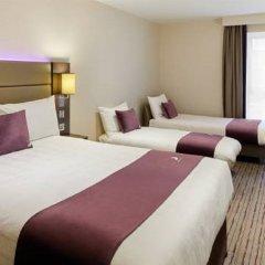 Отель Premier Inn Glasgow (Cambuslang/M74, J2A) Великобритания, Глазго - отзывы, цены и фото номеров - забронировать отель Premier Inn Glasgow (Cambuslang/M74, J2A) онлайн комната для гостей фото 3