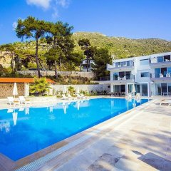 Villa Serenity Турция, Патара - отзывы, цены и фото номеров - забронировать отель Villa Serenity онлайн бассейн