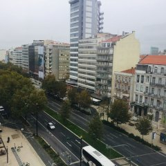 Отель White Lisboa Лиссабон балкон