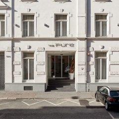 Отель The Pure парковка