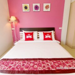 Отель Zen Rooms Damrongrak Road Бангкок комната для гостей фото 4