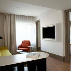 Отель Barcelo Torre de Madrid Испания, Мадрид - 1 отзыв об отеле, цены и фото номеров - забронировать отель Barcelo Torre de Madrid онлайн комната для гостей фото 4