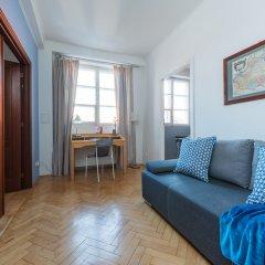 Отель P&O Apartments Stara Польша, Варшава - отзывы, цены и фото номеров - забронировать отель P&O Apartments Stara онлайн комната для гостей фото 5