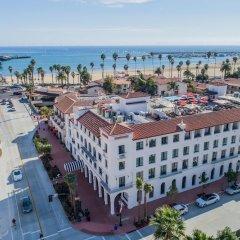 Hotel Californian пляж