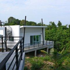 Отель Jungle Livin at D2 Villas Таиланд, Самуи - отзывы, цены и фото номеров - забронировать отель Jungle Livin at D2 Villas онлайн балкон