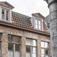 Отель Dijver Бельгия, Брюгге - отзывы, цены и фото номеров - забронировать отель Dijver онлайн комната для гостей фото 3