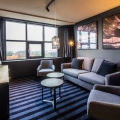 Отель Scandic Falkoner комната для гостей фото 2
