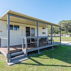 Отель Holiday Haven Burrill Lake Австралия, Сассекс-Инлет - отзывы, цены и фото номеров - забронировать отель Holiday Haven Burrill Lake онлайн фото 2
