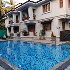 Coastal Suites Apart-Hotel Гоа бассейн фото 2