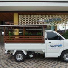 Отель Aqua Resort Phuket спортивное сооружение