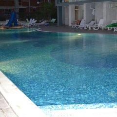Апартаменты Sun City Apartments бассейн