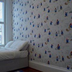 Отель Chic 2 Bedroom Flat By Warwick Avenue Великобритания, Лондон - отзывы, цены и фото номеров - забронировать отель Chic 2 Bedroom Flat By Warwick Avenue онлайн ванная фото 2