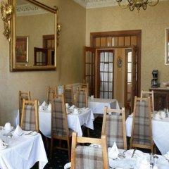Отель 16 Pilrig Guest House Великобритания, Эдинбург - отзывы, цены и фото номеров - забронировать отель 16 Pilrig Guest House онлайн питание фото 3