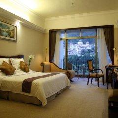 Guangzhou Phoenix City Hotel комната для гостей фото 2