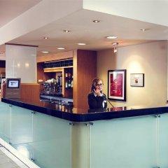 Mercure Glasgow City Hotel интерьер отеля