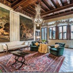 Отель Ca'affresco 2 Италия, Венеция - отзывы, цены и фото номеров - забронировать отель Ca'affresco 2 онлайн интерьер отеля