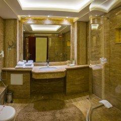 Отель National Palace Hotel Болгария, Сливен - отзывы, цены и фото номеров - забронировать отель National Palace Hotel онлайн ванная