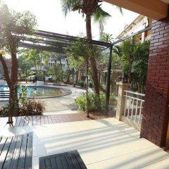 Отель Blue Garden Resort Pattaya Таиланд, Паттайя - отзывы, цены и фото номеров - забронировать отель Blue Garden Resort Pattaya онлайн балкон