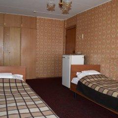 Гостиница Саяны 2* Стандартный номер 2 отдельные кровати фото 6