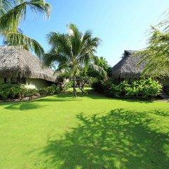 Отель Hilton Moorea Lagoon Resort and Spa Французская Полинезия, Муреа - отзывы, цены и фото номеров - забронировать отель Hilton Moorea Lagoon Resort and Spa онлайн фото 3