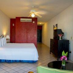 Отель Raintrees Villa Vera Puerto Vallarta комната для гостей фото 4