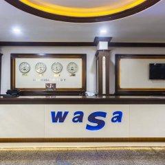 Wasa Hotel Турция, Аланья - 8 отзывов об отеле, цены и фото номеров - забронировать отель Wasa Hotel онлайн интерьер отеля фото 2