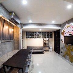 Отель Bed De Bell Hostel Таиланд, Бангкок - отзывы, цены и фото номеров - забронировать отель Bed De Bell Hostel онлайн спа