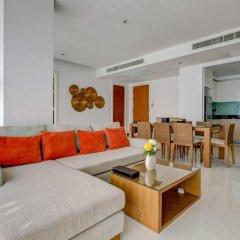 Отель The Pelican Residence & Suite Krabi Таиланд, Талингчан - отзывы, цены и фото номеров - забронировать отель The Pelican Residence & Suite Krabi онлайн комната для гостей фото 3