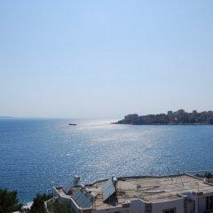 Отель New Heaven Албания, Саранда - отзывы, цены и фото номеров - забронировать отель New Heaven онлайн пляж фото 2