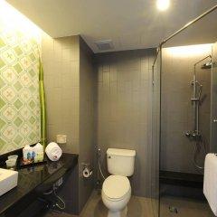 Отель Baan Khun Nine Таиланд, Паттайя - отзывы, цены и фото номеров - забронировать отель Baan Khun Nine онлайн ванная фото 2