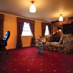 Best Western Premier Doncaster Mount Pleasant Hotel комната для гостей