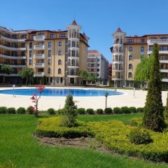 Апартаменты VM Apartments Royal Sun бассейн