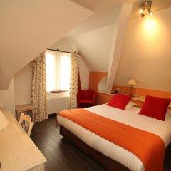 Отель La Roseraie Бельгия, Веммель - отзывы, цены и фото номеров - забронировать отель La Roseraie онлайн комната для гостей фото 4