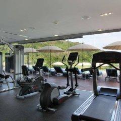 Отель Absolute Twin Sands Resort & Spa фитнесс-зал