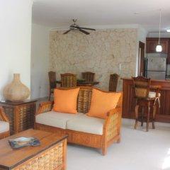 Отель Beatiful condo rosa hermosa Доминикана, Пунта Кана - отзывы, цены и фото номеров - забронировать отель Beatiful condo rosa hermosa онлайн комната для гостей фото 4