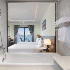 Отель Xavia Hotel Вьетнам, Нячанг - 1 отзыв об отеле, цены и фото номеров - забронировать отель Xavia Hotel онлайн ванная фото 2