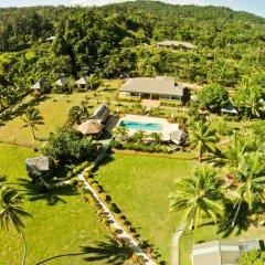 Отель Waidroka Bay Resort балкон