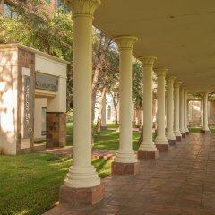 Отель Peermont Walmont Ambassador At The Grand Palm Габороне