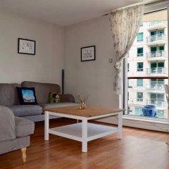 Апартаменты Modern 2 Bedroom Apartment With Stunning Views Лондон фото 5